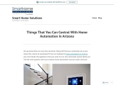 Things That You Can Control With Home Automation In Arizona