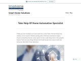Take Help Of Home Automation Specialist