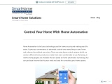 Control Home with Home Automation
