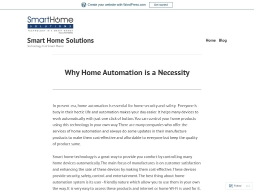 What makes Home Automation Essential