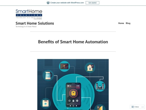 Benefits of Smart Home Automation