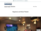 Happiness and Home Theater Audio Video