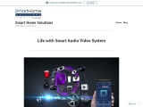 Life with Smart Audio Video System