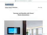 Savings and Benefits with Smart Home Automation