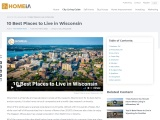 Best Places to Live in Wisconsin 2021