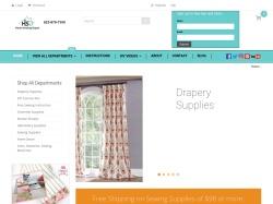 Home Sewing Depot screenshot