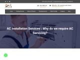 AC Installation Services | Call Now @ 0522588432