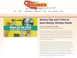 Genius Tips and Tricks to Save Money: Kitchen Hacks
