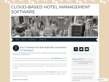 How To Manage Your Hotel Reputation And Respond To The Reviews