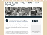 What Does Big Data Mean to Hotel Management?