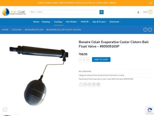 Celair Evaporative Cooler Controller
