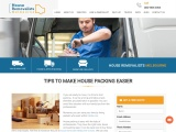 TIPS TO MAKE HOUSE PACKING EASIER