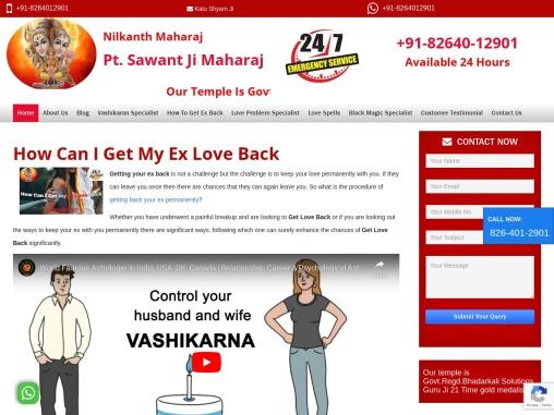One must choose vashikaran specialist sure!