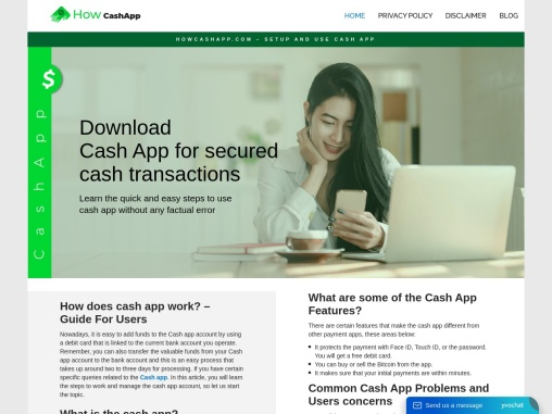 How cash App Work for first users