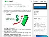 How to Increase limit of Cash App