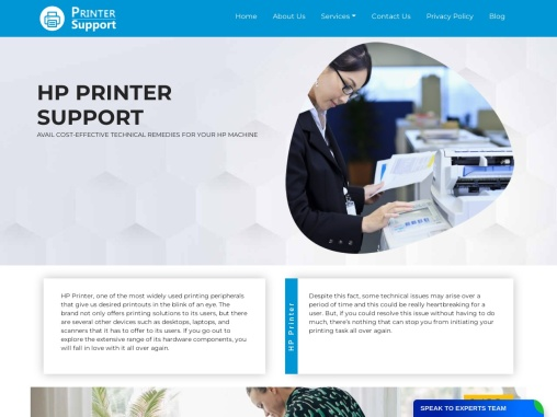 HP PRINTER SUPPORT SERVICE IN USA