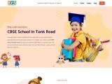 CBSE school in Tonk Road Jaipur