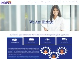 Job Seekers | InfoPro Solutions work environment significant growth opportunities