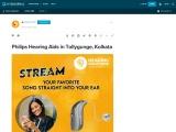 Philips Hearing Aids in Tollygunge, Kolkata