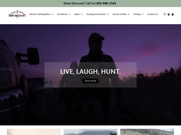 Hunting Giant screenshot