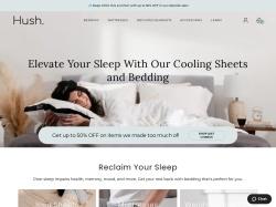 Hush Blankets screenshot