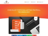 CHECKLIST FOR EVALUATING PAYROLL TECHNOLOGY