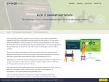 Node JS Development Company in Seattle | HyperBeans
