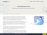 Custom PHP Web Development Services in Seattle by HyperBeans