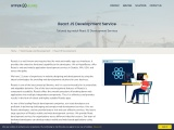 Top-notch React JS Development Services in Seattle by HyperBeans