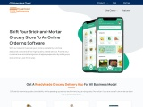 On-demand Subscription Based Grocery Delivery App development