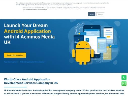 Android Application Development UK