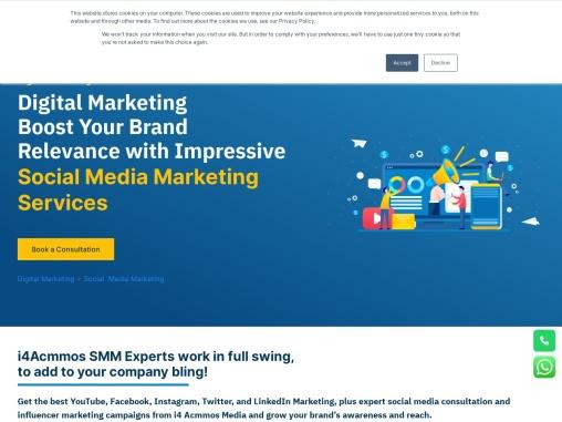 Social Media Company UK