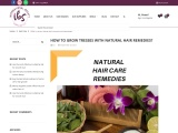 Natural Hair Remedies | Call Now @ 971 42234434