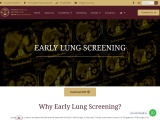 Lung cancer screening Singapore