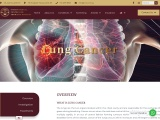 Lung Cancer Specialist Singapore