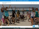 Emirates Airlines Booking | Manage Booking, SeatSelection