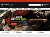 Best Outdoor Hunting Knives & Sports Knives  – ifield Knives
