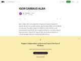 Carbajo Alba Igor – Palabras De Un Empresario
