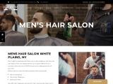 Mens hairstylist in Westchester