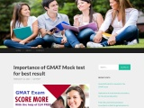 Importance of GMAT Mock test for best result