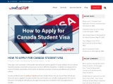 How to Apply for Canada Student Visa – Immivoyage Consultants