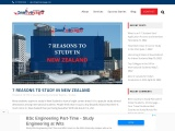 7 Reasons to Study in New Zealand