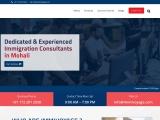 Find Best Dependent Visa Consultants in Mohali