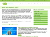 Bronze Wing Trading Case Studies – Trade Finance Providers