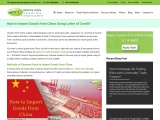 Import Goods from China – LC Payment Terms