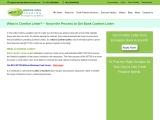 What is Comfort Letter – BCL MT799 – BCL Bank