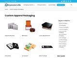 Apparel Packaging | Wide Range Custom Apparel Packaging