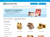 Kraft Packaging | Custom Made Kraft Packaging Wholesale