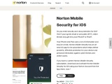 Norton Mobile Security for iOS – Providing 1 year of protection for 3 mobile devices. Click now