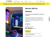Norton™ 360 for Gamers – Powerful online security designed for PC gamers